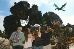 Experiencing Pandora: The World of Avatar with friends