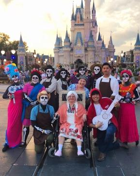 Mickey's Not So Scary Halloween Party (2018)